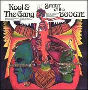Spirit of the Boogie - Image: Spirit of the Boogie 1975