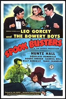 <i>Spook Busters</i>
