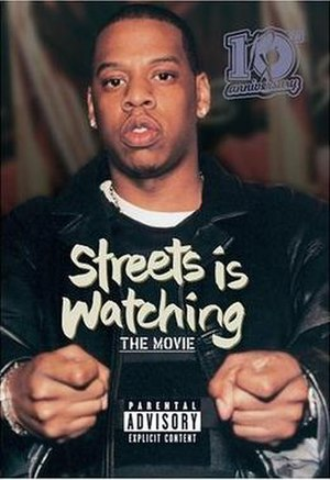 Streets Is Watching (film) - Image: Streets Is Watching DVD cover