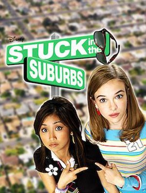 Stuck in the Suburbs - Film poster