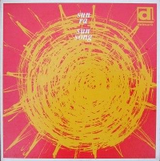 Jazz by Sun Ra - Image: Sun Ra Sun Song Album Cover