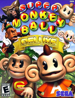 <i>Super Monkey Ball Deluxe</i> 2005 video game