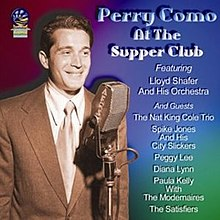 At the Supper Club cover