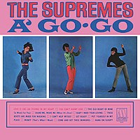 The Supremes A' Go-Go (1966) was the first album by a female group to reach the top position of the Billboard magazine pop albums chart in the United States.