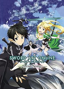 Sword Art Online: Lost Song - Wikipedia
