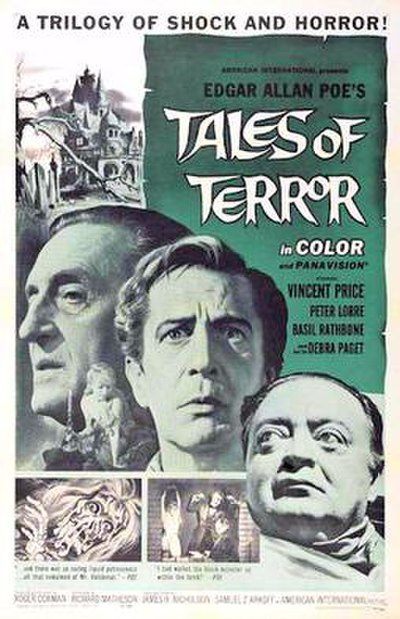 Picture of a movie: Tales Of Terror