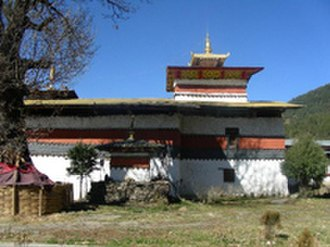 Bumthang District - Tamshing Lhakhang, Jakar