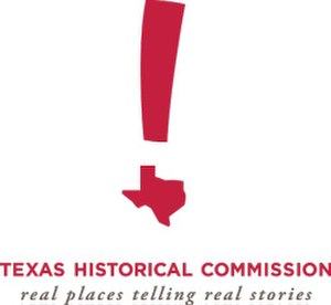 Texas Historical Commission - Image: Texas Historical Commission logo