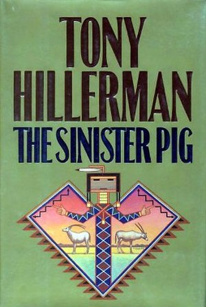 The Sinister Pig - First edition cover