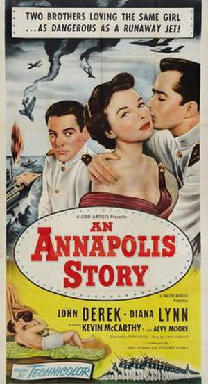 An Annapolis Story - Theatrical Film Poster
