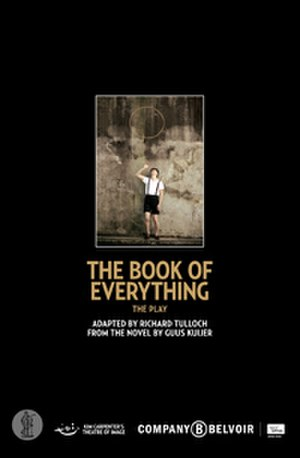 The Book of Everything - Image: The Book of Everything, Richard Tulloch