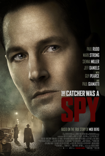 <i>The Catcher Was a Spy</i> (film) 2018 American film by Ben Lewin