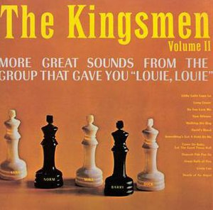 The Kingsmen Volume II - Image: The Kingsmen Volume II