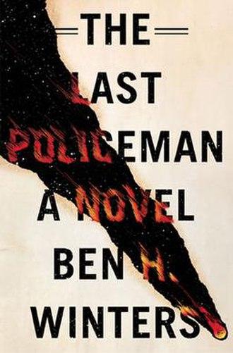 The Last Policeman - Cover of U.S. paperback original