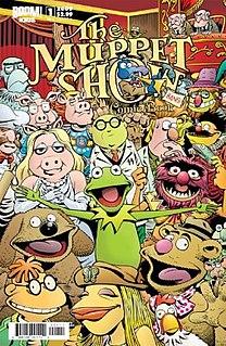<i>The Muppet Show</i> (comics)