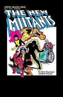 <i>The New Mutants</i> (graphic novel)