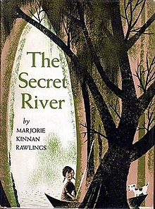 The Secret River by Rawlings first edition cover.jpg