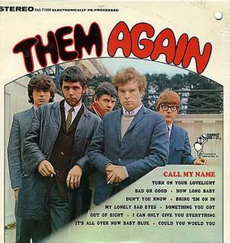 Them Again - Image: Them again usa