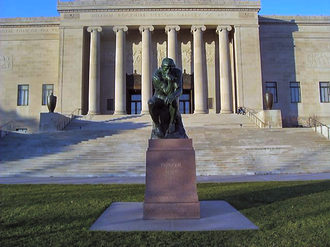 Wight and Wight - Nelson Atkins Museum (before the 2007 remodeling)