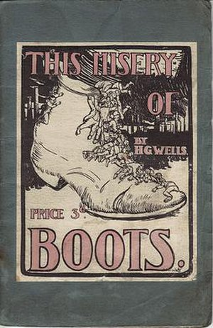 This Misery of Boots - First Edition Cover