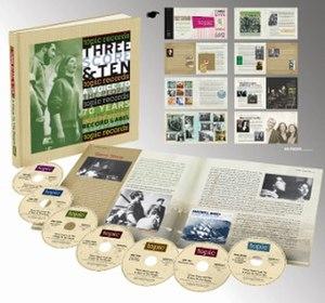 Three Score and Ten - Image: Three Score and Ten Album Image
