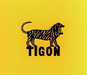 Tigon British Film Productions - Opening logo