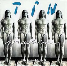 The European album cover, showing 4 greek Koroi statues and the name of the band