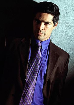 Tony Rodriguez (NYPD Blue) - Esai Morales as Lt. Tony Rodriguez