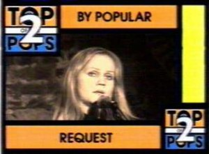 "Eva Cassidy - The camcorder recording of ""Over the Rainbow"" as shown on Top of the Pops 2"
