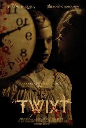 Twixt (film) - Planned theatrical release poster
