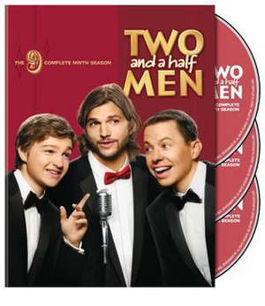 Two and a Half Men (season 9) - Image: Two And A Half Men S9