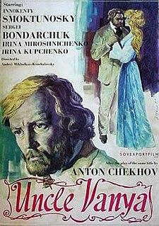<i>Uncle Vanya</i> (1970 film) 1970 film by Andrei Konchalovsky