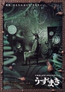 <i>Uzumaki</i> (film) 2000 film by Higuchinsky