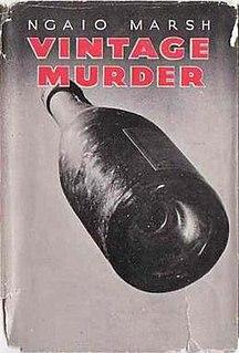 <i>Vintage Murder</i>