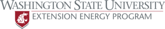 Washington State University Extension Energy Program - Image: WSU EEP logo color