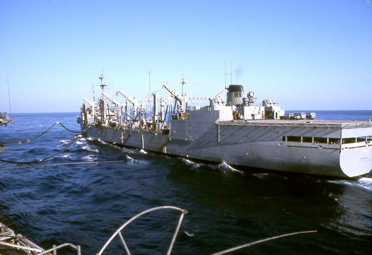 Wabash Refueling Midway 1974