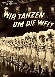 <i>We Danced Around the World</i> 1939 film by Karl Anton
