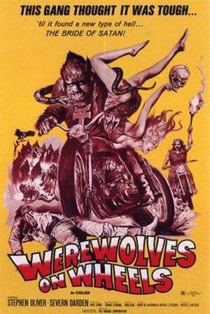 Jay W. Jensen - Jensen played a monk in Werewovles on Wheels in 1971.