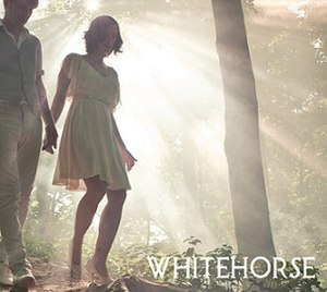 Whitehorse (album) - Image: Whitehorse Album Cover