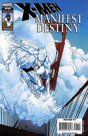 X-Men: Manifest Destiny - Image: X Men Manifest Destiny