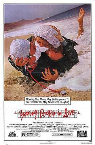 Young Doctors in Love - Theatrical release poster