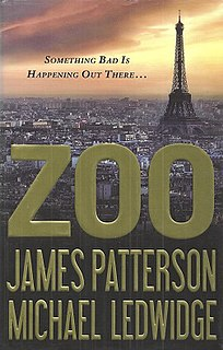 <i>Zoo</i> (Patterson novel) book by Michael Ledwidge