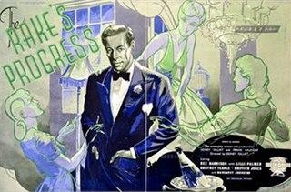 <i>The Rakes Progress</i> (film) 1945 film by Sidney Gilliat