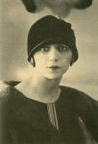 Marika Kotopouli - Image: Κοτοπούλη