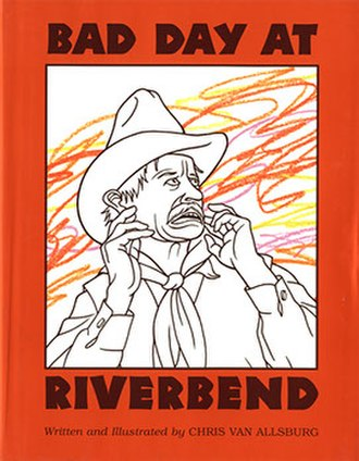 Bad Day at Riverbend - Cover