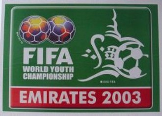 2003 FIFA World Youth Championship - Image: 2003 FIFA World Youth Championship