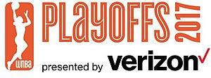 2017 WNBA Playoffs - Image: 2017 WNBA Playoffs Logo