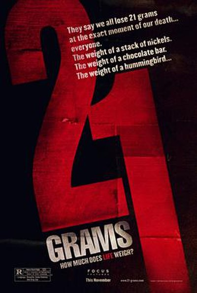 Picture of a movie: 21 Grams