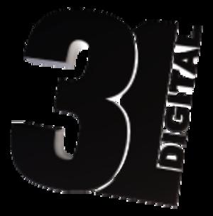 Queensland Online TV - Image: 31Digital logo