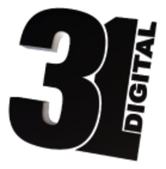 Queensland Online TV - Image: 31Digital logo